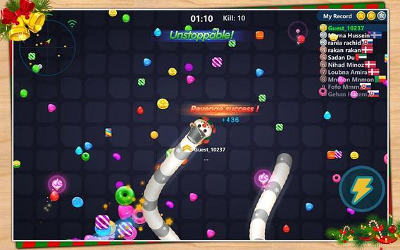 Snake Candy.IO screenshot 6