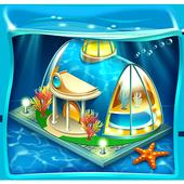 Aquapolis. Construire mégapole icône