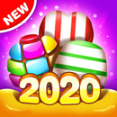 Candy House Fever - 2020 free match game APK Android