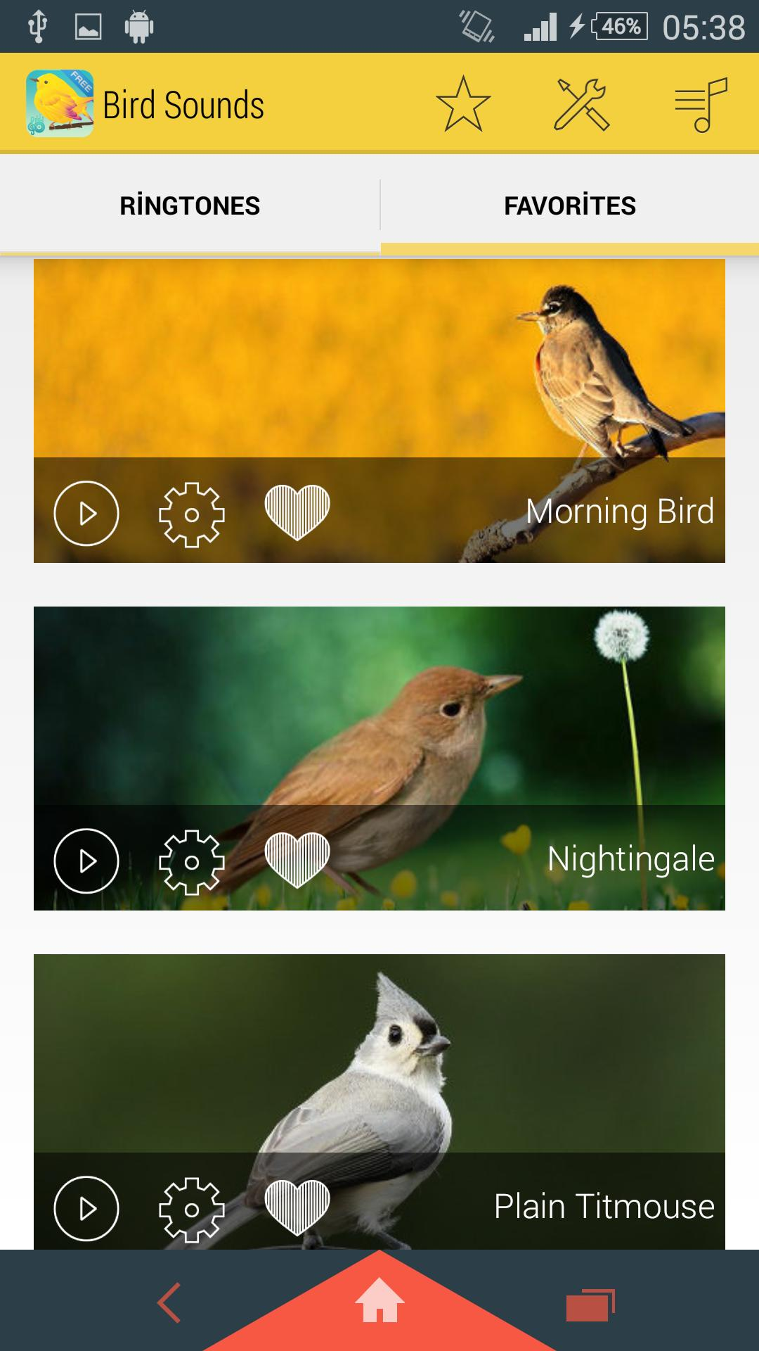 Bird Sounds for Android - APK Download