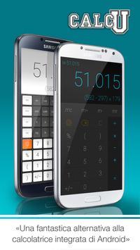 1 Schermata Calcolatrice elegante CALCU™