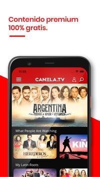 Canela.TV - Series, Películas y Telenovelas Gratis Poster