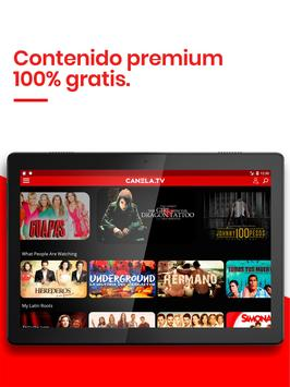 Canela.TV - Series, Películas y Telenovelas Gratis captura de pantalla 7