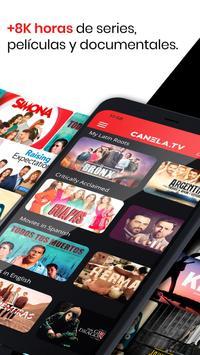 Canela.TV - Series, Películas y Telenovelas Gratis captura de pantalla 2