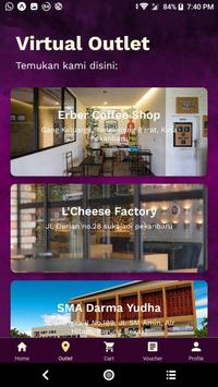 L'Cheese Factory Virtual Outlet screenshot 2