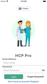 HCP Pro-poster