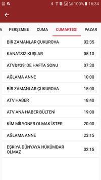 Canlı TV Rehberi Mobil Radyo Türkiye screenshot 2