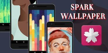 Spark Wallpaper