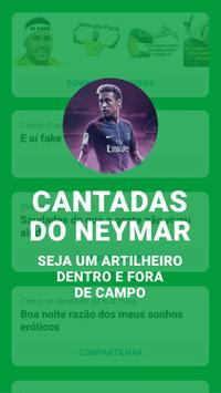 Cantadas do Neymar poster