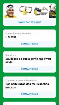 Cantadas do Neymar screenshot 1