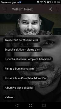 William Pérez Free screenshot 6