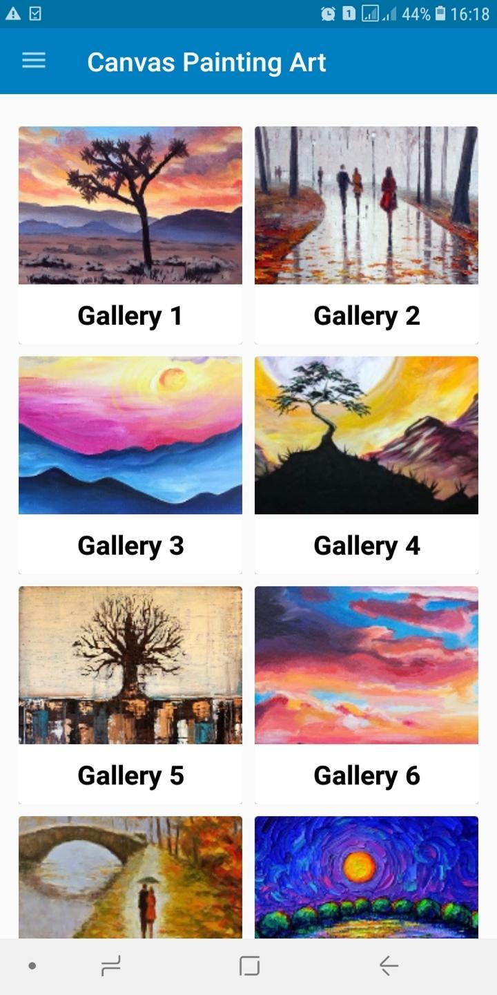 Best Canvas Painting Art Design Ideas For Android Apk Download