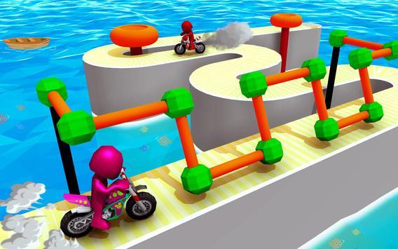 Fun Bike Race 3D screenshot 4