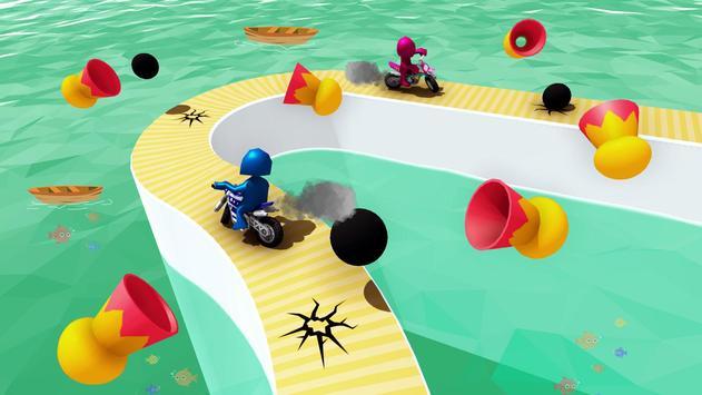 Fun Bike Race 3D screenshot 6