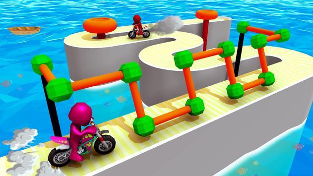 Fun Bike Race 3D screenshot 9