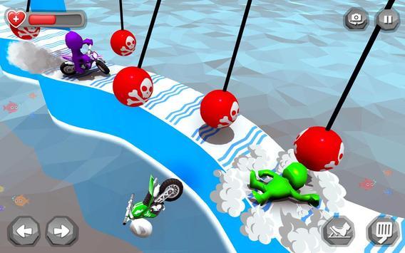 Fun Bike Race 3D screenshot 1
