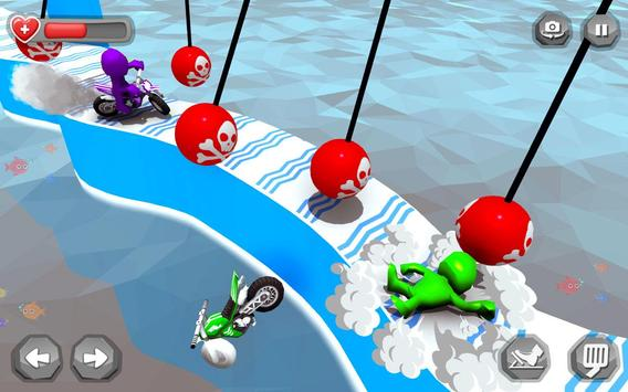Fun Bike Race 3D screenshot 10