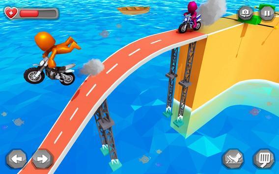 Fun Bike Race 3D poster