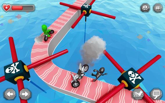Fun Bike Race 3D screenshot 2