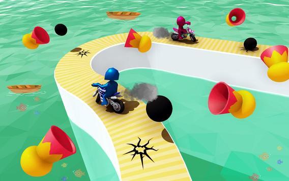 Fun Bike Race 3D screenshot 3