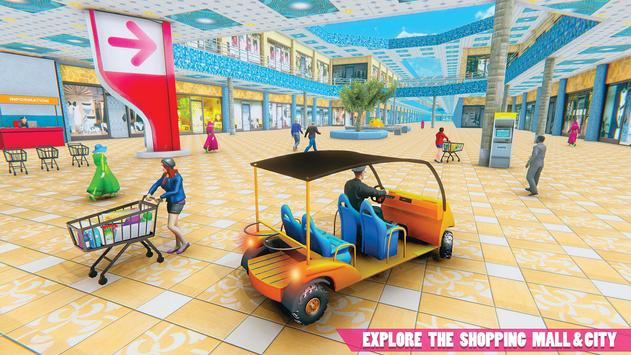 a8f0b515a3e Shopping Mall Taxi Driving 2018: Family Car Game for Android - APK ...