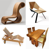 Wood Chairs Design