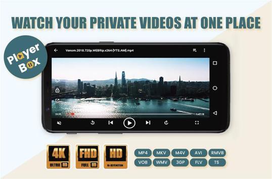 PLAYER BOX capture d'écran 3