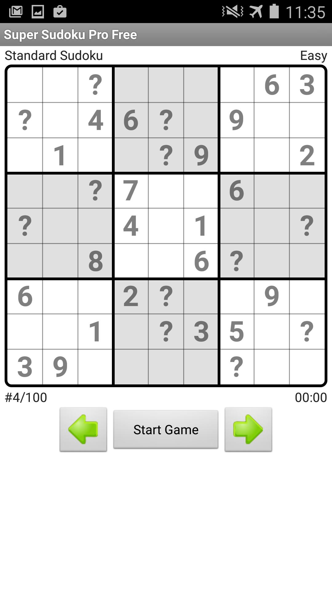 Super Sudoku Pro Free for Android - APK Download