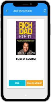 RichDad PoorDad screenshot 1