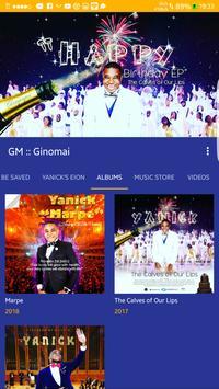 GM :: Ginomai poster