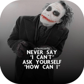 Joker Quotes Images 2019 icon