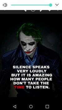 Joker Quotes Images 2019 poster