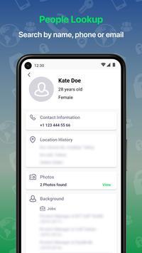 Who - Caller ID, People & Phone Lookup, Spam Block screenshot 3