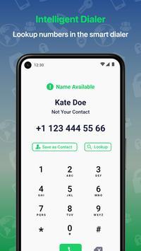 Who - Caller ID, People & Phone Lookup, Spam Block screenshot 4