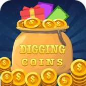 Coin Digger -Awesome game icon