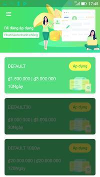 Vay tín dụng--Vay Tien Nhanh, Vay Tien Online poster