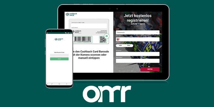 OMR Terminal screenshot 1