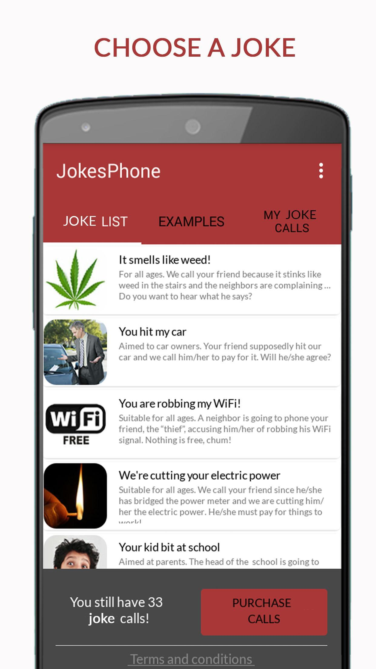 JokesPhone for Android - APK Download