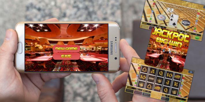 MEGA JACKPOT SLOTS : Vegas Casino Slots Mega Win poster