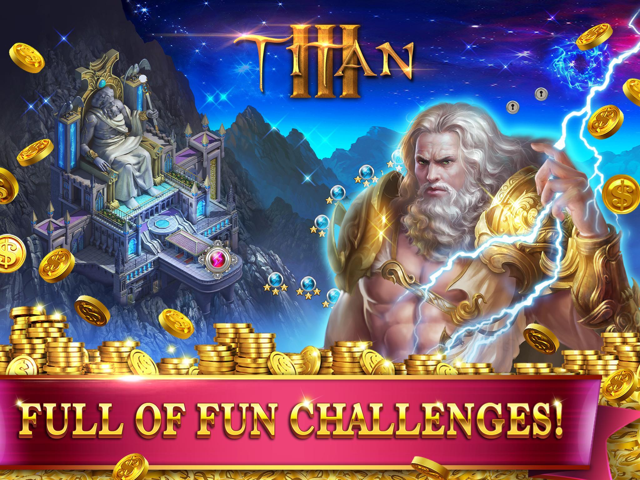 Titan Slot Game