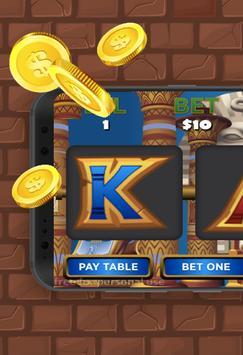 Book of Ra Casino Slots poster