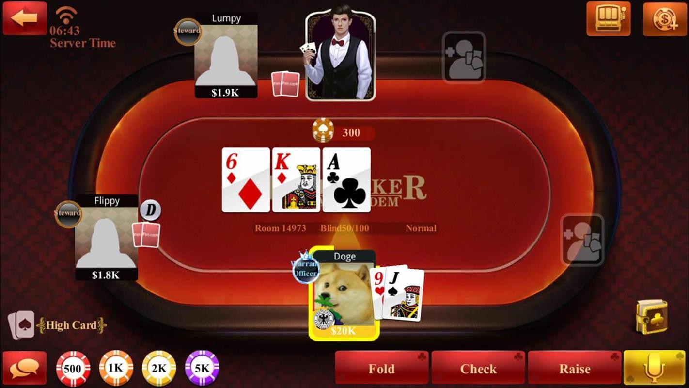 Free Poker Texas Holdem