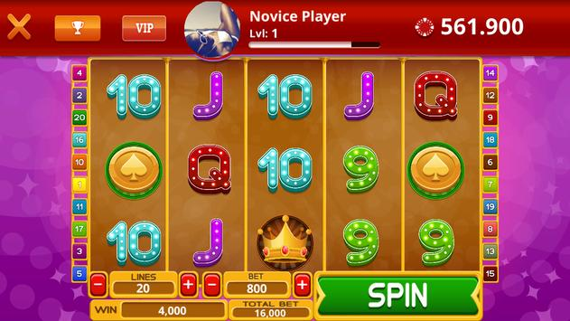 Casino Poker Blackjack Slots screenshot 3