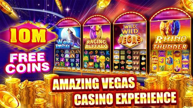 Vegas Night Slots poster