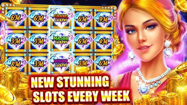 Vegas Night Slots screenshot 5