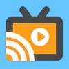 Video / Resim / Müzikleri TV'ye Yayınlama simgesi