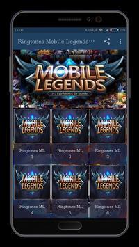 Ringtones Mobile Legends Mp3 poster