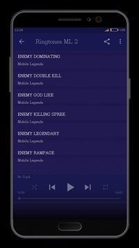 Ringtones Mobile Legends Mp3 screenshot 2