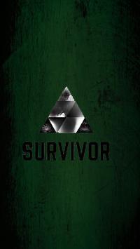 Survivor Free Poster