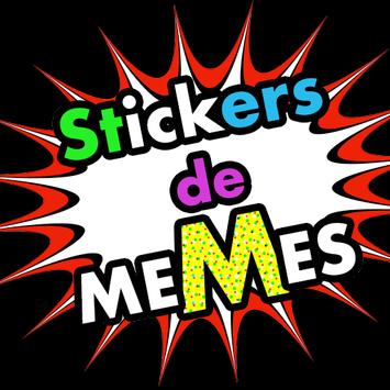 Stickers Memes poster